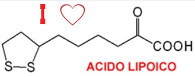 Es preferible tomar el ácido lipoico con el estómago vacío
