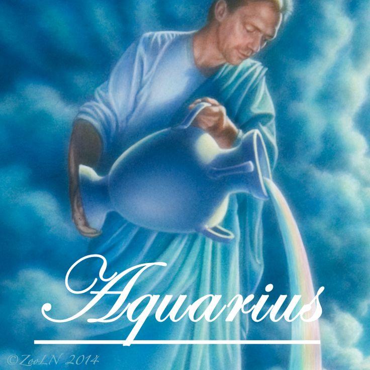 Aquarius  the Water BearerWater Bearer Aquarius
