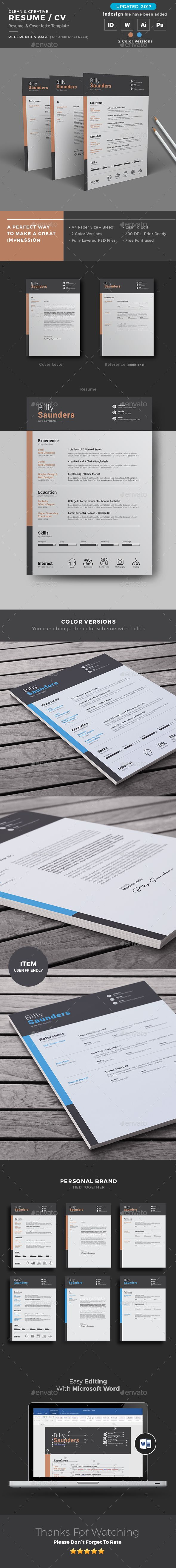 600 best Resume Design images on Pinterest   Resume, Curriculum and ...