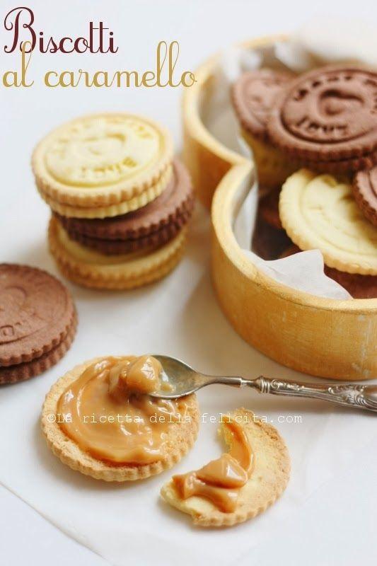 La ricetta della felicità: Biscotti al caramello gluten free