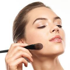 Avon Pro Foundation Brush http://www.Beautymakeupstore.com #aavonprofoundationbrush #avonbrushholderdiy #makeupbrushholderdiy