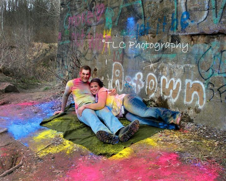42 best issues love images on pinterest gay couple for Paint photo shoot ideas