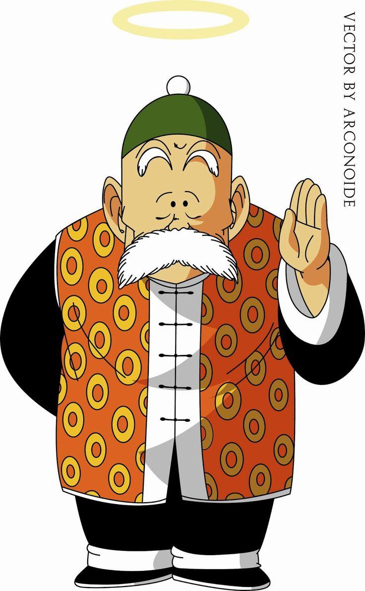 son gohan es el padre adoptivo de goku el abuelo de gohan - bueno