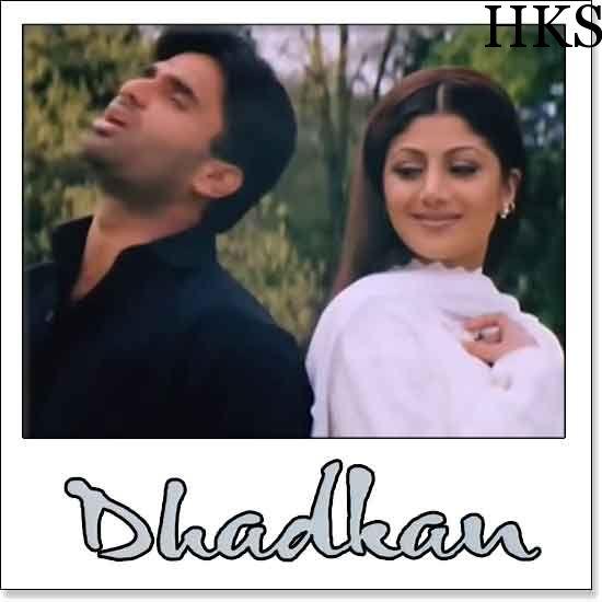 http://hindikaraokesongs.com/tum-dil-ki-dhadkan-mein-dhadkan.html  Name of Song - Tum Dil Ki Dhadkan Mein Album/Movie Name - Dhadkan Name Of Singer(s) - Alka Yagnik, Abhijeet Bhattacharya Released in Year - 2000 Music Director of Movie - Nadeem-Shravan Movie Cast - A...