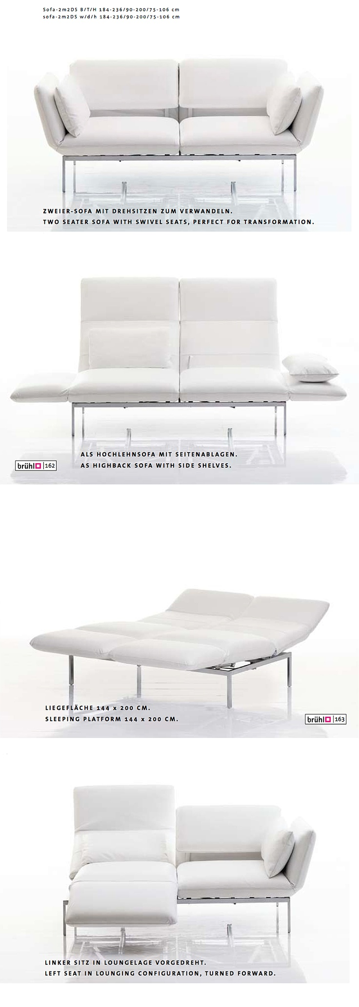 Zweier Sofas 54 best sofa contemp modern images on couches sofas