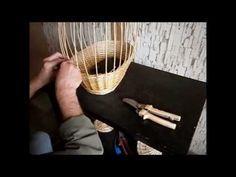 Плетение корзины-новые подробности-Basket weaving