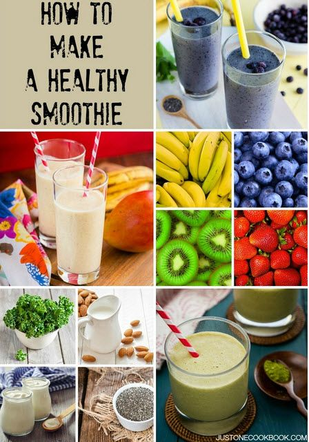 Smoothie Recipes Without Yogurt Delicious Food Amp Drink
