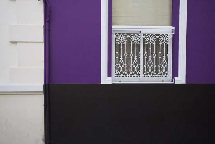 purple cruz