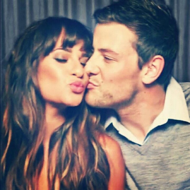 So cute together. :)