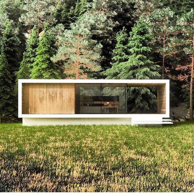 """CONTΛINER HOME no Instagram: """"Obtenha o (guia + planos) para criar o Shipping Contain   – Architecture"""