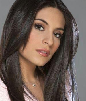 Maquillaje de Ana Brenda Contreras de corazon indomable