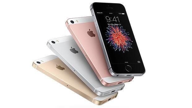 Apple presenta el iPhone SE, un gama media dispuesto a romper el mercado