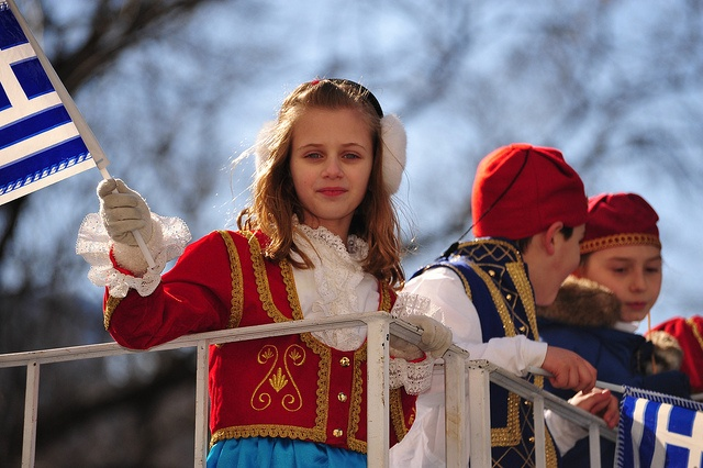 GREEK INDEPENDENCE DAY PARADE 2011    -   Fifth Avenue, Manhattan NYC    -     003/27/11 by asterix611, via Flickr