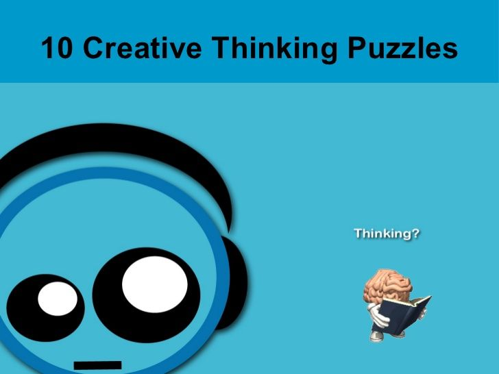 thinking puzzles 10 cr...