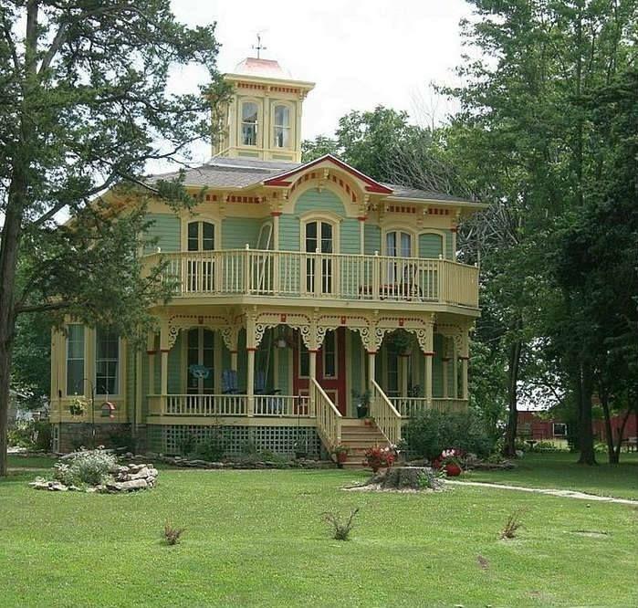 16 Best Pre-Civil War House Colors Images On Pinterest
