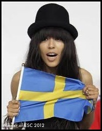 sweden eurovision 2013 opening