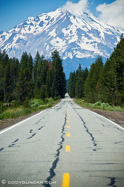 Mount Shasta, California