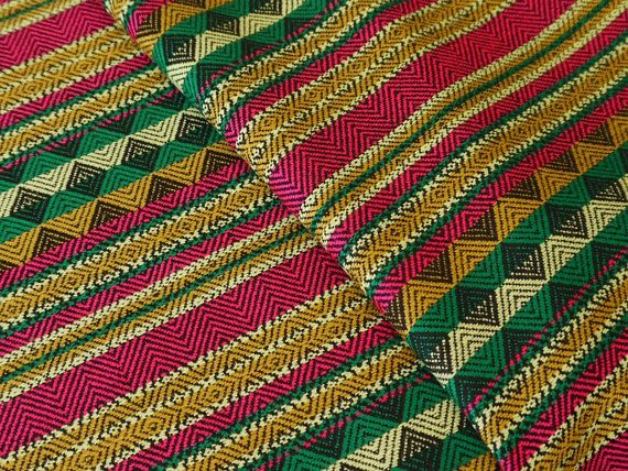 Hey, I found this really awesome Etsy listing at https://www.etsy.com/listing/177043164/aztec-fabric-peruvian-fabric-woven-chava