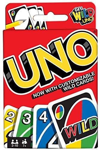 uno card game rules pdf