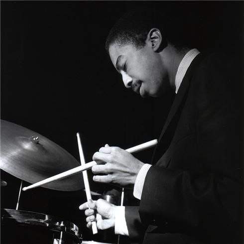 Tony Williams © Photo by Francis Wolff