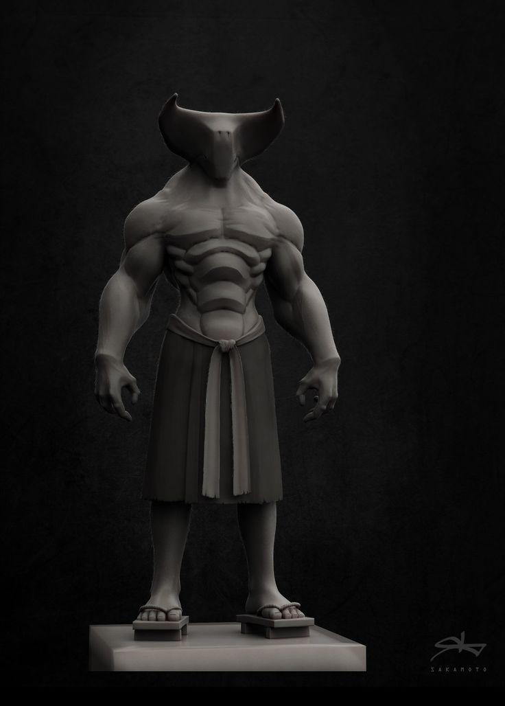 ..Goliath.., Rattasat Pinnate on ArtStation at https://www.artstation.com/artwork/goliath-6ffae5df-6a39-4b69-9cdf-3462f2ff1174