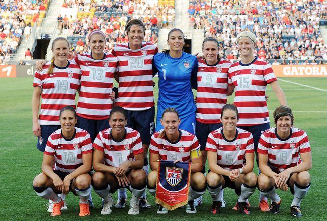 US Women's Soccer Team, 2012 Summer Olympics