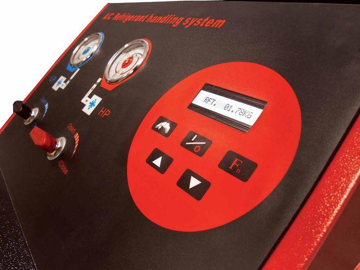 panel sterujący urządzenia A30