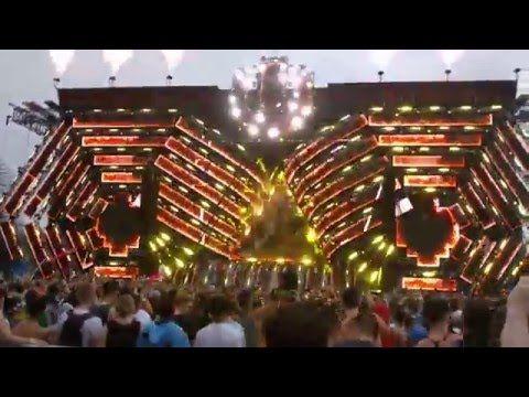 DJ Carnage @ Ultra Music Festival 2016 - YouTube