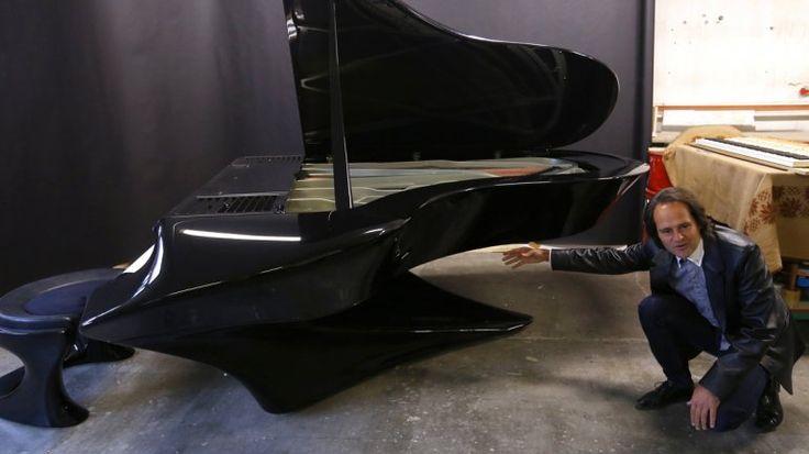 Gergely Boganyi - Piano del futuro