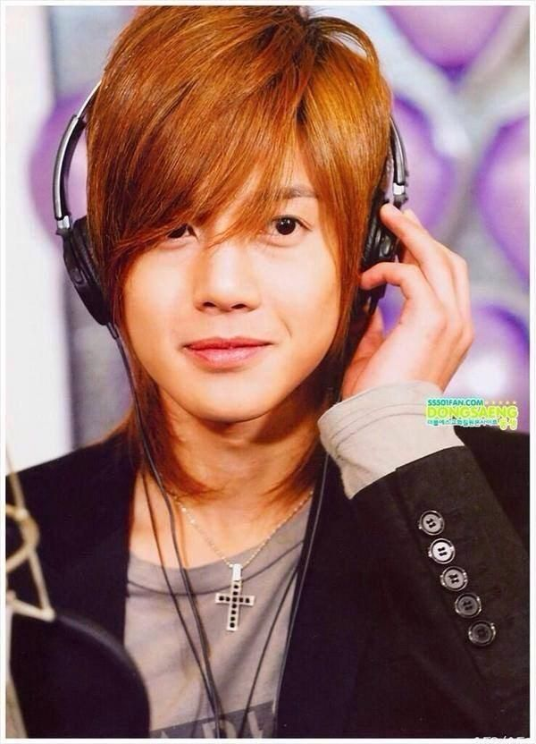 mens hair styles photos 1000 images about hyun joong 김현중 on 6370