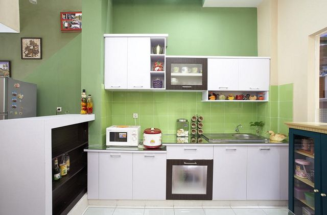 dapur minimalis, via Flickr.