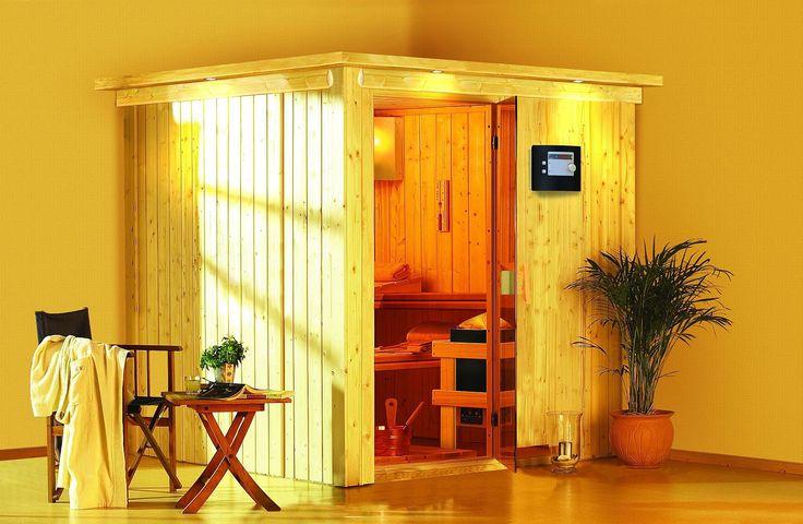 Sauna Traditionnel Rodin 1 68 mm 196 x 196 x 198 cm KARIBU Bénéficiez de -9% sur lekingstore.com 1750€ au lieu de 1919€. Contactez nous au 01.43.75.15.90