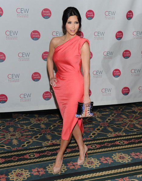 Kim Kardashian Photos: 2010 Cosmetic Executive Women Beauty Awards