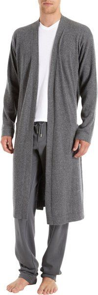 Fancy - Malo Kimono in Gray for Men (grey) | Lyst