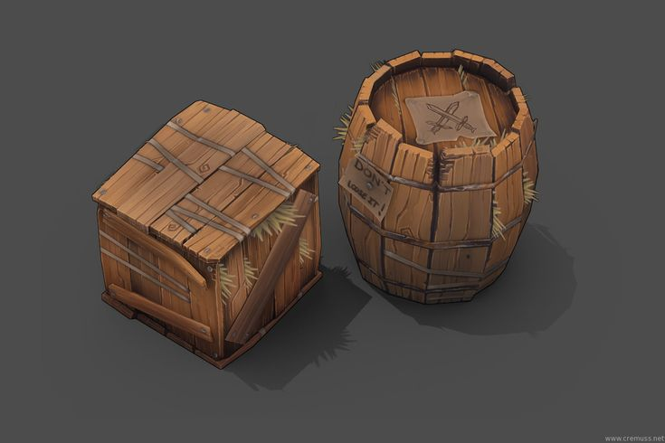 Image: http://cremuss.net/3d/Barrel&Crate.jpg