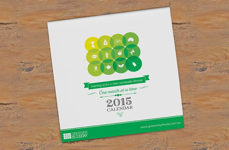 A calendar with a difference helping you make a difference. Learn to live a more sustainable lifestyle one month at a time in 2015! #Christmas #KrisKringle #NewYearsResolution #climate #climateaction #sustainable #environment
