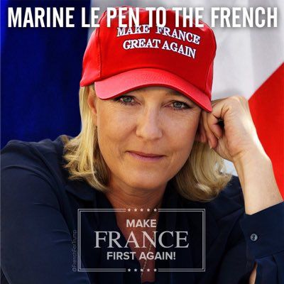 MARINE LE PEN of France's National Front Party on '60 Minutes' (short excerpt) – BARE NAKED ISLAM