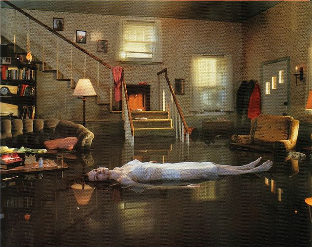 Gregory Crewdson I found this parallel to literature also very interesting since it is a more modernized concept of shakespeare