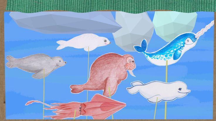 le gare di corsa edizione polo nord !-  cartoni animati per bambini Le gare di corsa tornano con l'edizione polo nord! il nuovo progetto della cucina dei piccoli è il teatro dei piccoli! un teatrino per bambini dove gli animali si sfidano in avvincenti gare di corsa! #cartonianimati #bambini #animali