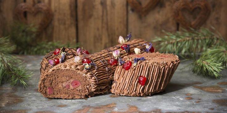 Suklainen jouluhalko sopii myös suomalaiseen joulupöytään.