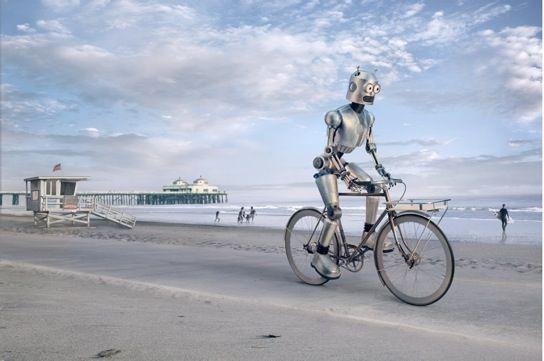 A Robot Love Tragedy (7 photos) - My Modern Metropolis