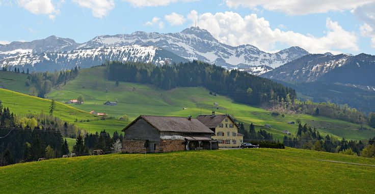Schweiz by RékaPodoben  on 500px