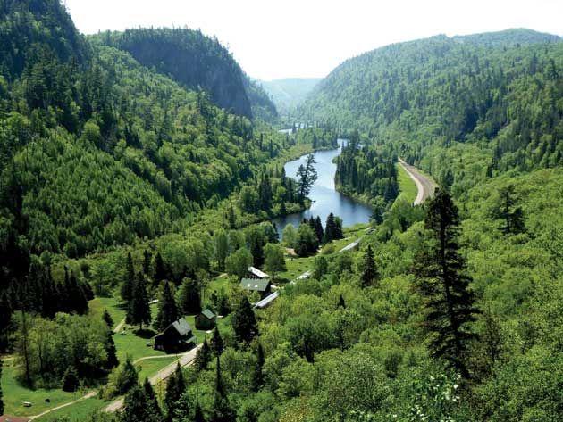 Best of Canada: Agawa Canyon, Ontario