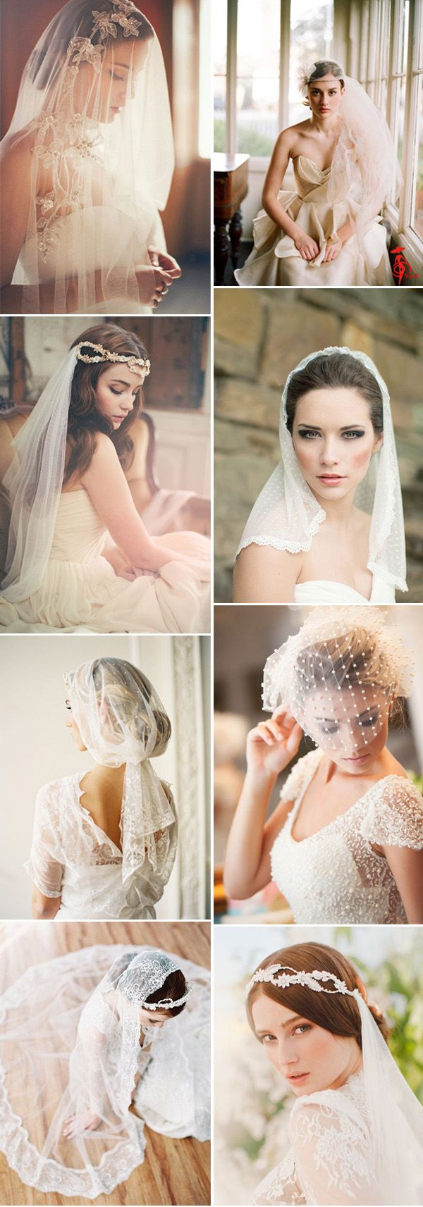 39 stunning wedding veil ideas for 2016 bridal hairstyles