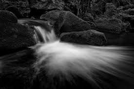 black and white landscape photography - Google Search