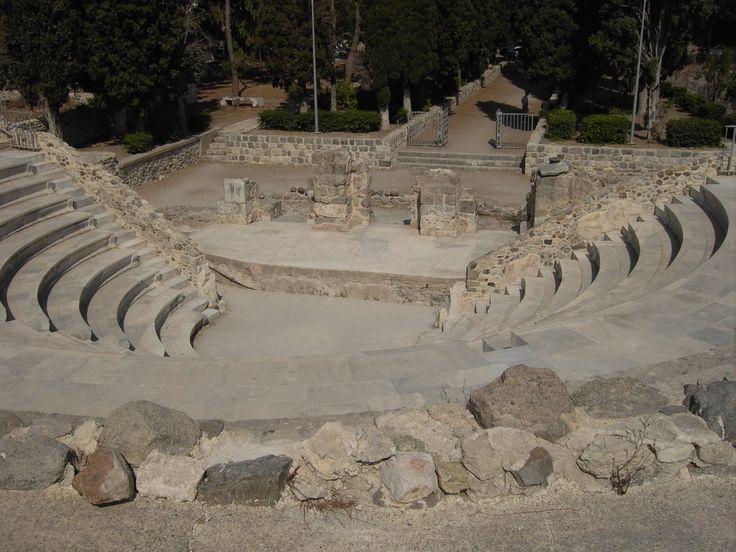 Ρωμαϊκό Ωδείο Κώ - Kos Roman Odeon