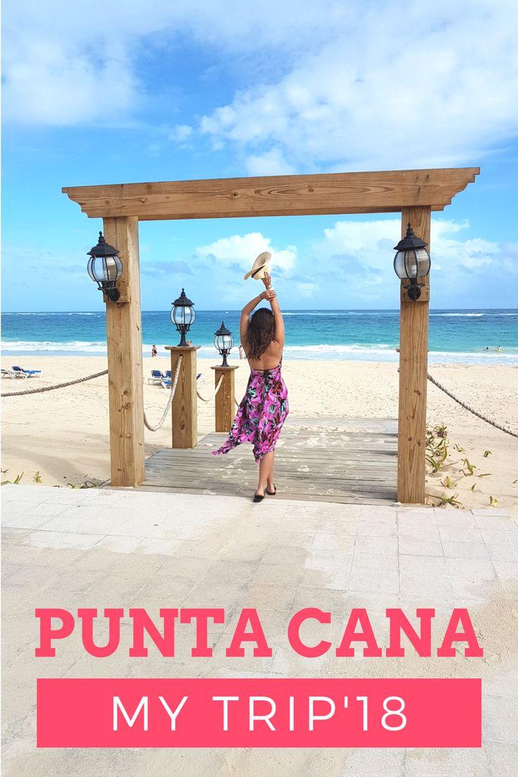 Punta Cana Pinterest