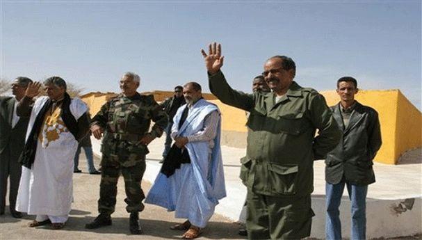 موقع اليوم السابع الموريتاني الاخباري - انشقاق داخل جبهة البوليساريو