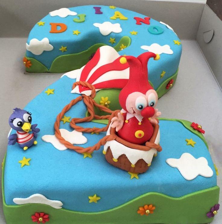 Jokie and jet cake Jokie en Jet taart Made by Angelique Bond