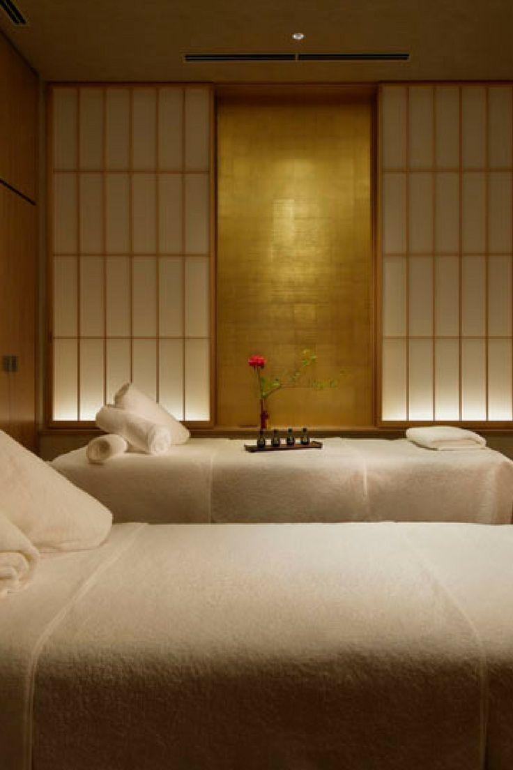 """NEW TASTE OF ""RYOKAN"" 地上17階の日本旅館「星のや東京」オープン  スパも利用できる""  http://gqjapan.jp/life/travel/20160823/new-taste-of-ryokan#pages/5"